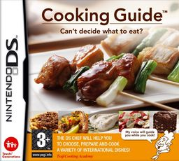 Cooking Guide packaging