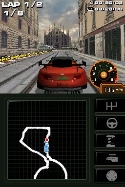 GRID DS - Screenshot