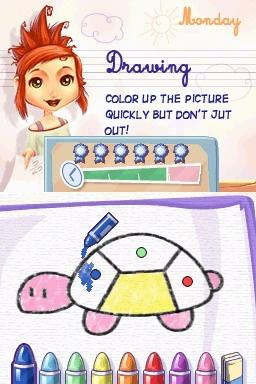 Imagine Teacher DS - Screenshot