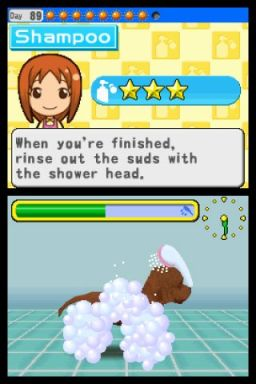 My Pet Shop DS - Screenshot