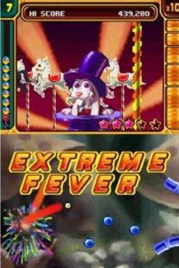 Peggle Dual Shot DS screenshot