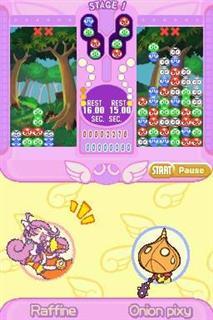 Puyo Pop Fever DS - Screenshot