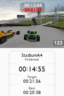 Race Driver GRID - Screenshot