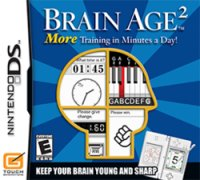 Brain Age packaging