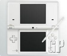 Nintendo DSi - Front